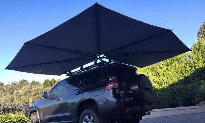 Hannibal Safari Clevershade™ Awning
