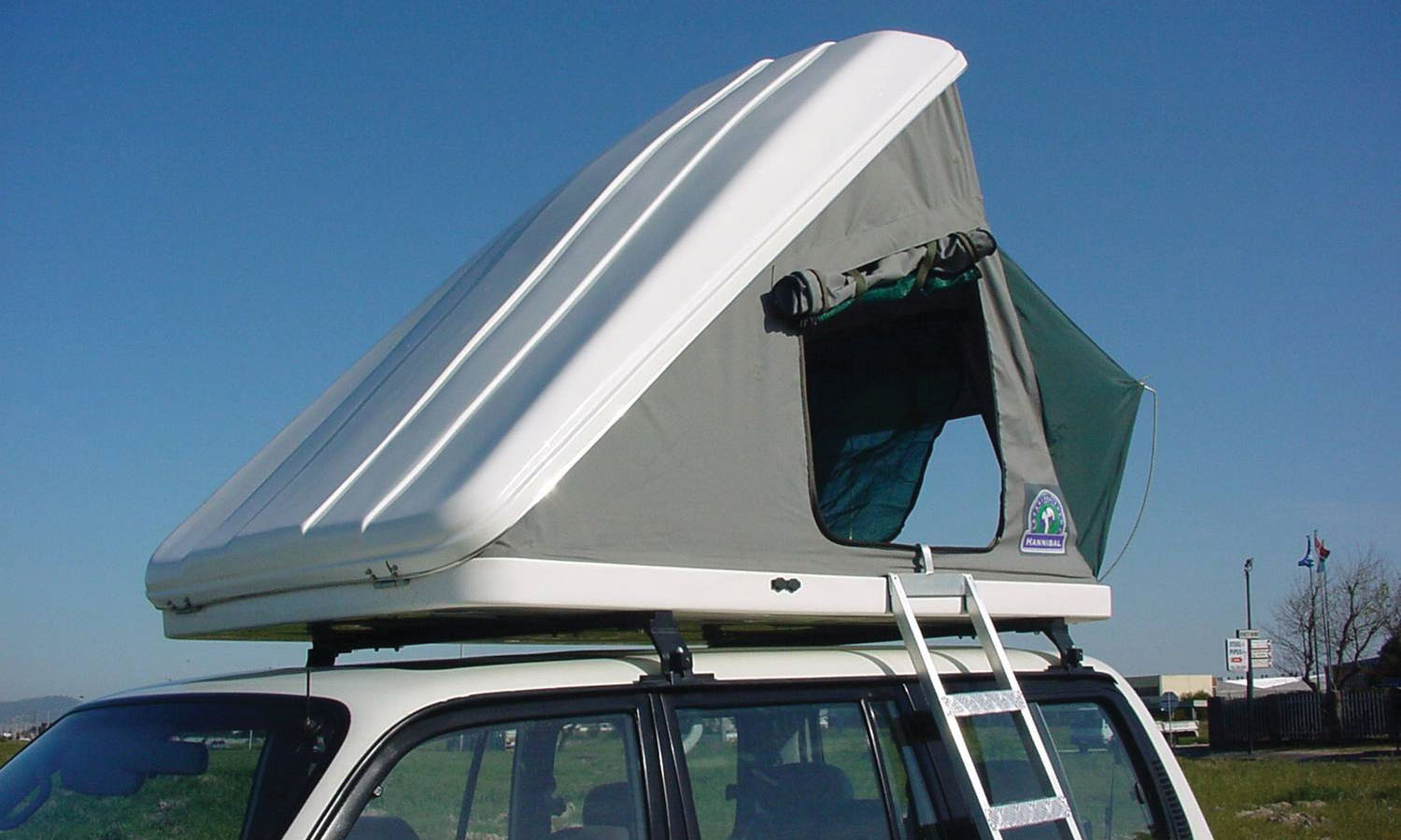 Hannibal Impi (Hard Shell) : car roof top tents australia - memphite.com