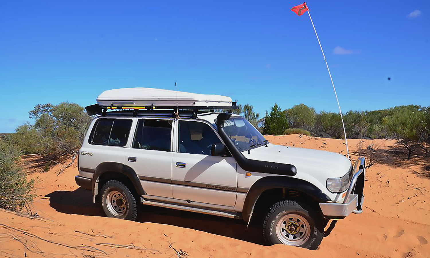 Hannibal Roof Racks for 80 Series Toyota Landcruiser