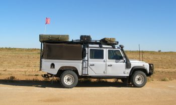 Hannibal Roof Rack for 130 Series Defender