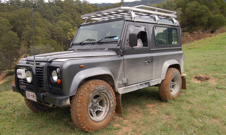 Hannibal Roof Rack for 90 Series Land Rover Defender