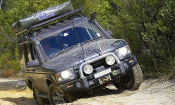 Hannibal Roof Racks for Land Rover Discovery Series I and II