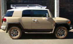 Hannibal Roof Racks for FJ Series Toyota Landcruiser