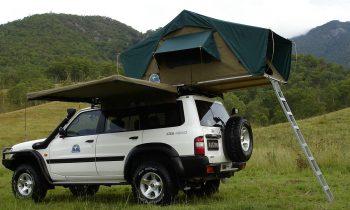 Hannibal Safari Classic Canvas Tent