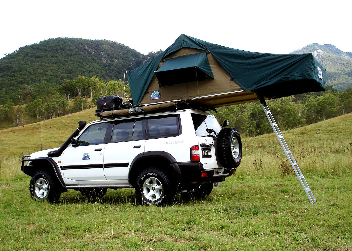 Hannibal Safari Equipment - Classic Tent with Jumbo Fly Sheet