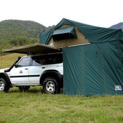 Hannibal Safari Equipment - Jumbo Canvas Tent