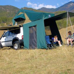 Hannibal Safari Equipment - Tourer Canvas Tent